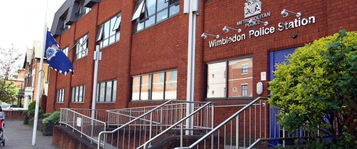 Wimbledon Police Station