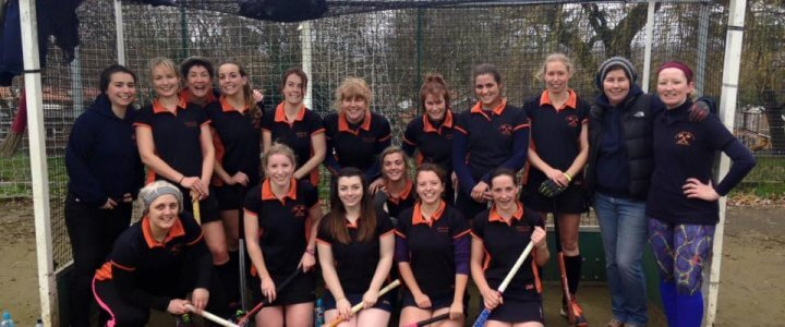 Colliers Wood ladies invited to join local hockey team