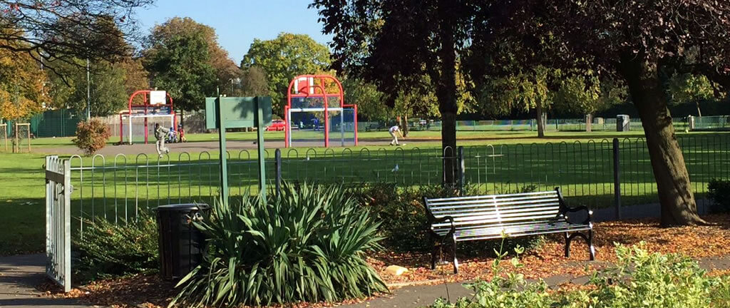 Colliers Wood Recreation Park
