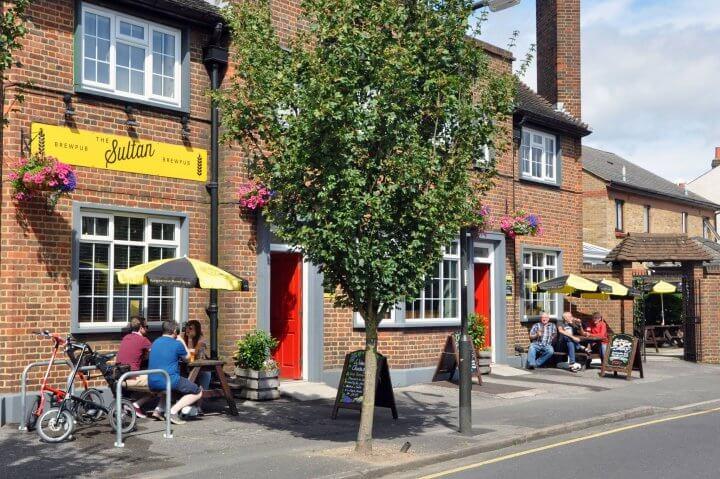 The Sultan Pub SW19